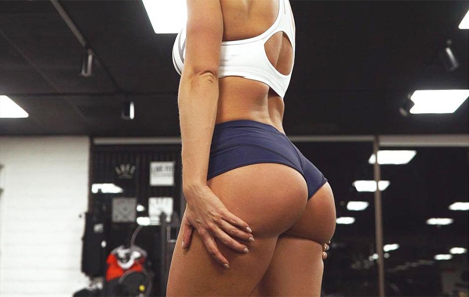 Упражнения на ноги для женщин в спортзале