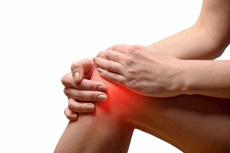 Боль в колене.