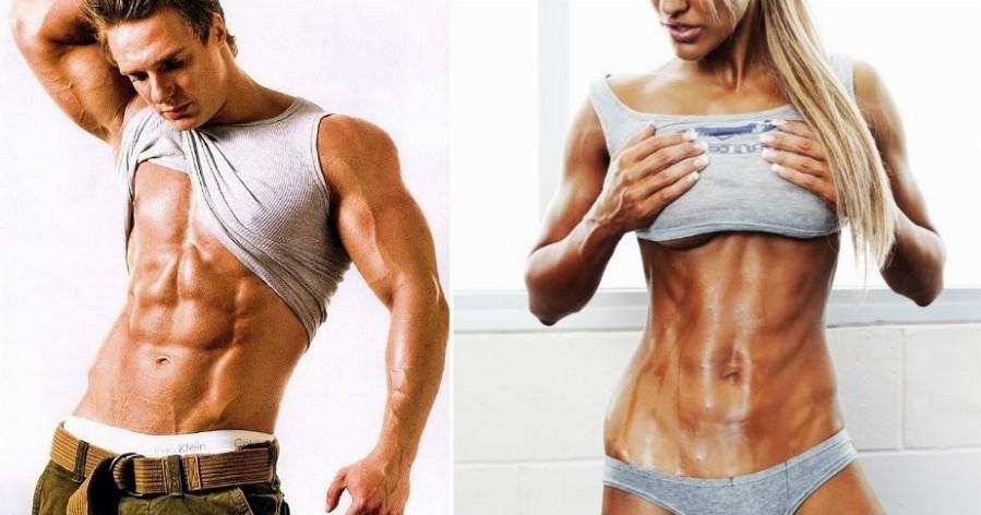 Какое количество воды необходимо организму при сушке мышц