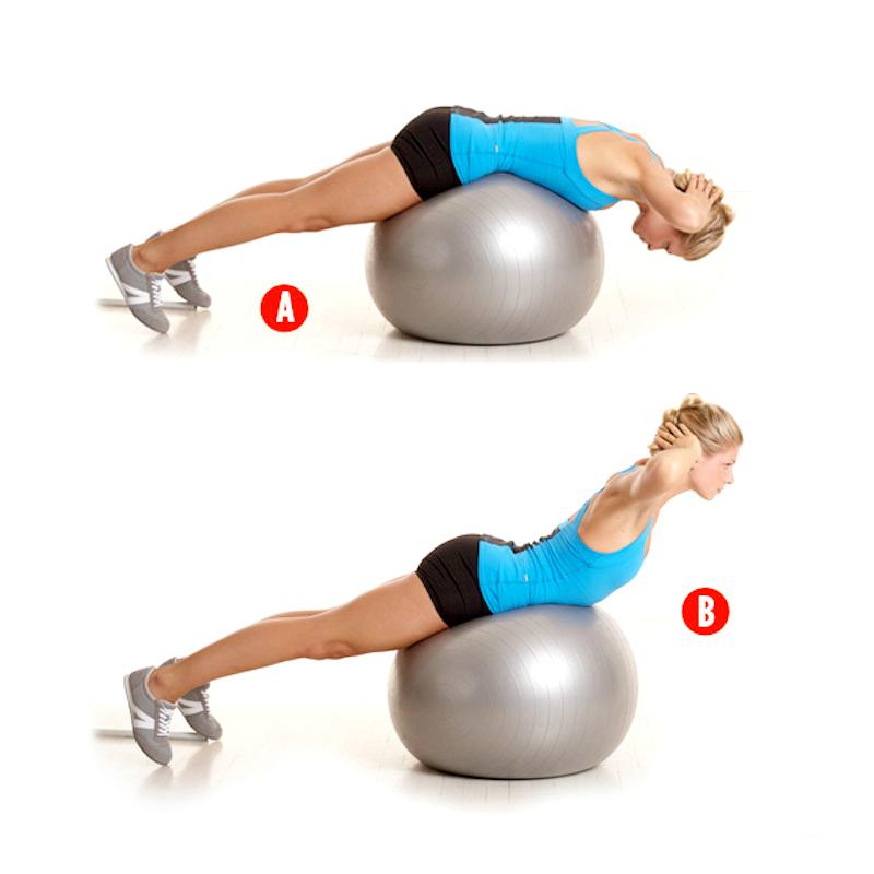 Не смотря на чудодейственный эффект фитбола на весь организм, упражнения на нем все же имеют некоторые противопоказания.