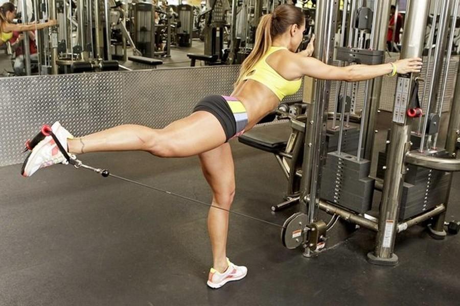 Особенность изолирующих упражнений